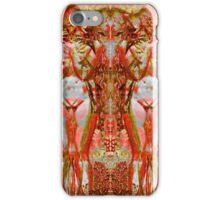 Body Language 15 iPhone Case/Skin