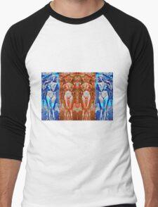 Body Language 15 Men's Baseball ¾ T-Shirt
