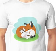 The Fox and The Rabbit Unisex T-Shirt