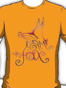 I am a Fox T-Shirt