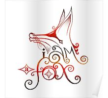 I am a Fox Poster
