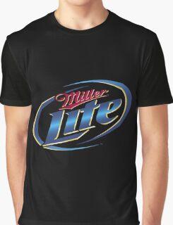 Miller Lite Graphic T-Shirt