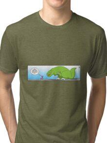 TYEISHA REX Tri-blend T-Shirt