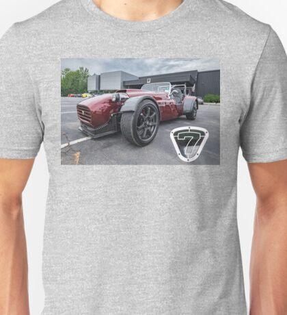 Lotus 7 Re-Do Unisex T-Shirt