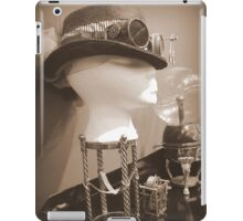 Steampunk Display 1.0 iPad Case/Skin