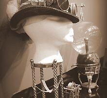 Steampunk Display 1.0 by PiscesAngel17