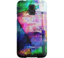 Colorful Cases Collage Samsung Galaxy Case/Skin