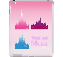 Disney Parks- Take me home iPad Case/Skin