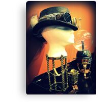 Steampunk Display 1.1 Canvas Print
