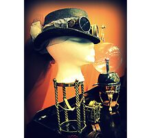 Steampunk Display 1.1 Photographic Print