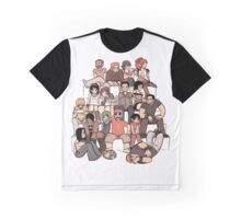 Everybody in the stairs Graphic T-Shirt