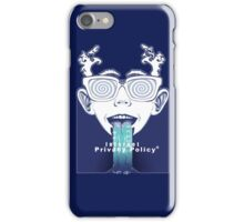 Oxymoron XRay Blue (iPad & iPhone) iPhone Case/Skin