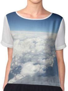 Cloudscape Chiffon Top