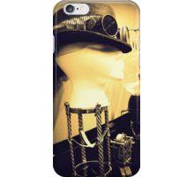 Steampunk Display 1.2 iPhone Case/Skin