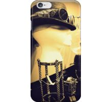 Steampunk Display 1.2 iPhone Case/Skin