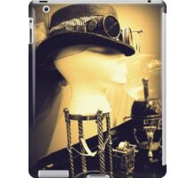 Steampunk Display 1.2 iPad Case/Skin
