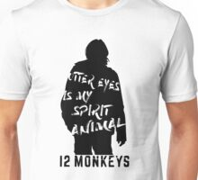 Otter eyes - 12 monkeys Unisex T-Shirt