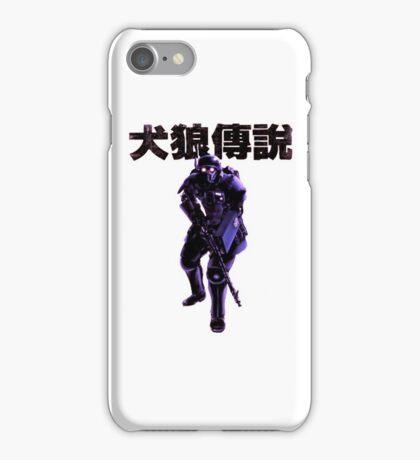 Jin Roh Trooper iPhone Case/Skin