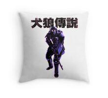 Jin Roh Trooper Throw Pillow