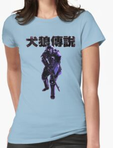 Jin Roh Trooper Womens Fitted T-Shirt