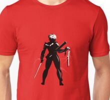 Raiden [Metal Gear Rising] Unisex T-Shirt