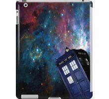 Tardis Galaxy iPad Case/Skin