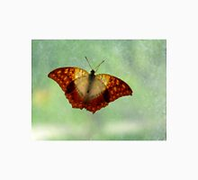 See Through Butterfly on Frosty Glass Unisex T-Shirt