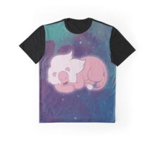 Sleepy Lion Graphic T-Shirt