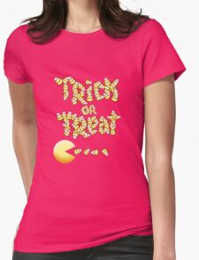 Trick Or Treat   Womens Fitted T-Shirt