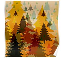 for the trees - Anne Winkler Poster