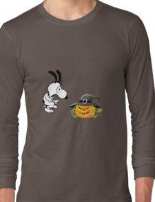 snoopy halloween Long Sleeve T-Shirt