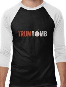TrumBomb Men's Baseball ¾ T-Shirt