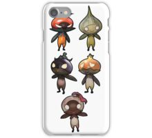 The Mandragoras iPhone Case/Skin