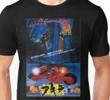 Akira Poster Unisex T-Shirt
