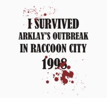 I SURVIVED ARKLAY'S OUTBREAK IN RACCOON CITY 1998 by ArfArt