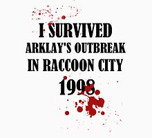 I SURVIVED ARKLAY'S OUTBREAK IN RACCOON CITY 1998 Unisex T-Shirt