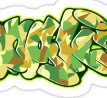 Junglist Sticker