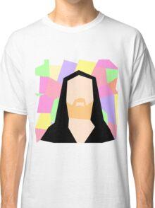 Abstract Richard M Stallman Classic T-Shirt