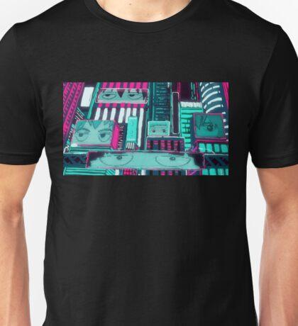 City of Pyschos Unisex T-Shirt
