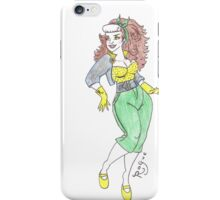 Loveable Rogue! iPhone Case/Skin
