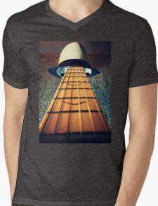 Face the music Mens V-Neck T-Shirt