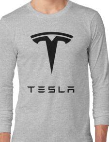 TESLA Long Sleeve T-Shirt