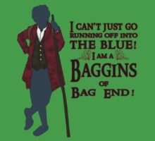 I am a Baggins of Bag End! by Margybear
