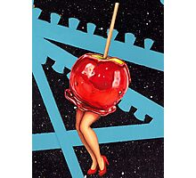 My Fair Ladies- Candy Apple Photographic Print