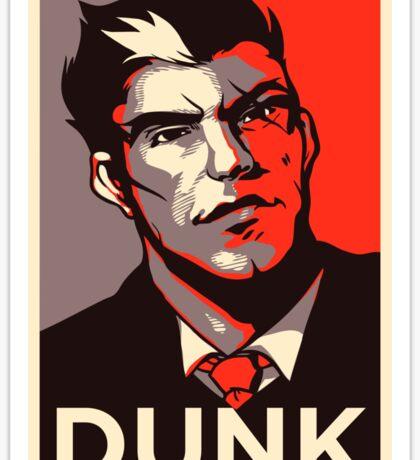 Darius League Of Legends - Dunk Sticker