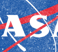 Vintage NASA Sticker