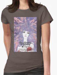 BellaDonna of Sadness Womens Fitted T-Shirt