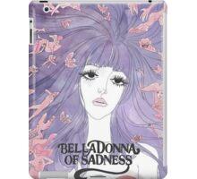 BellaDonna of Sadness iPad Case/Skin