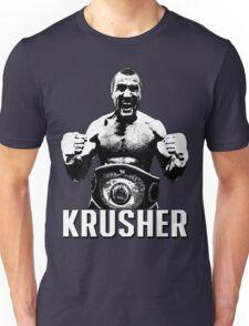 Sergey Kovalev Krusher Team Unisex T-Shirt