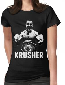 Sergey Kovalev Krusher Team Womens Fitted T-Shirt